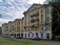 Samara, st Krasnodonskaya, house 16. Apartment house with a store on the ground-floor