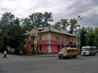 Samara, Krasnodonskaya st, house 17. Apartment house