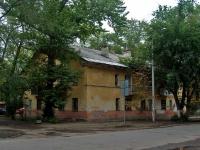 Samara, st Krasnodonskaya, house 19. Apartment house
