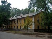 Samara, st Krasnodonskaya, house 21. Apartment house
