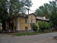 Samara, st Krasnodonskaya, house 23. Apartment house