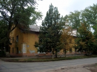 Samara, Krasnodonskaya st, house 27. Apartment house