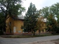 Самара, улица Краснодонская, дом 27. многоквартирный дом