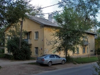 Samara, Krasnodonskaya st, house 57. Apartment house
