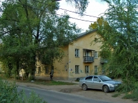 Samara, Krasnodonskaya st, house 59. Apartment house