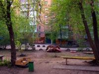 Samara, Krasnodonskaya st, house 1. Apartment house