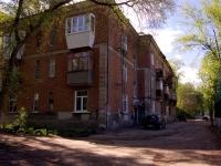 Samara, Krasnodonskaya st, house 7. Apartment house