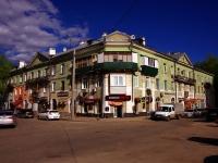 Samara, st Krasnodonskaya, house 9. Apartment house