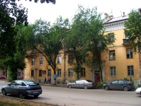 Samara, Krasnodonskaya st, house 11. Apartment house