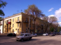 Samara, st Krasnodonskaya, house 11. Apartment house