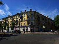 Samara, st Krasnodonskaya, house 18. Apartment house