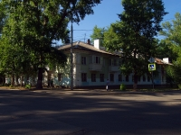neighbour house: st. Krasnodonskaya, house 33. Apartment house