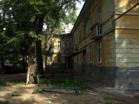 Samara, Krasnodonskaya st, house 34. Apartment house
