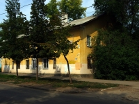 Samara, Krasnodonskaya st, house 45. Apartment house