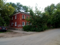 Samara, Krasnodonskaya st, house 66. Apartment house
