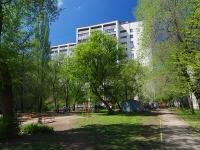 Samara, st Kuznetskaya, house 33. Apartment house