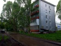 Samara, st Litvinov, house 322А. Apartment house