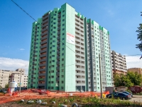 Samara, st Mayskaya, house 19/СТР. building under construction