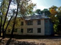 Samara, st Metallistov, house 35А. Apartment house