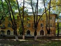 Samara, st Metallistov, house 36А. Apartment house