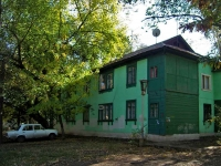 Samara, Metallistov st, house 48. Apartment house