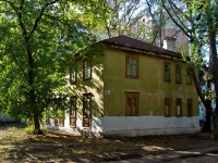 neighbour house: st. Metallistov, house 52А. Apartment house