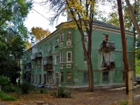 Samara, Metallistov st, house 64. Apartment house