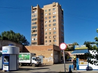 Samara, Metallistov st, house 70. Apartment house