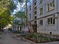 Samara, Metallistov st, house 72А. Apartment house