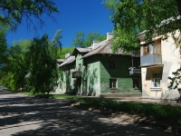 Samara, Metallistov st, house 33. Apartment house