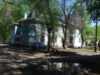 Самара, улица Металлистов, дом 35А. многоквартирный дом