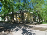Samara, st Metallistov, house 31. Apartment house