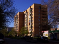 Samara, st Metallistov, house 17. Apartment house