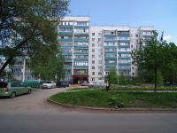 Samara, st Metallistov, house 19. Apartment house