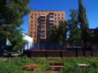 Samara, st Metallistov, house 5. Apartment house