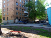 Samara, Metallistov st, house 5. Apartment house