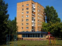Samara, Metallistov st, house 6. Apartment house