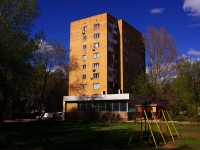 Samara, st Metallistov, house 6. Apartment house