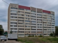Samara, Nagornaya st, house 10. Apartment house