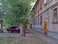 Samara, Nagornaya st, house 49. Apartment house