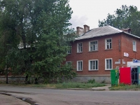 neighbour house: st. Nagornaya, house 98. Apartment house