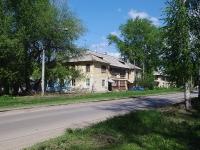 Samara, st Olimpiyskaya, house 8. Apartment house