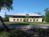 Samara, st Olimpiyskaya, house 10. Apartment house