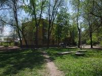 Samara, st Olimpiyskaya, house 11. Apartment house