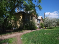 Samara, st Olimpiyskaya, house 12. Apartment house