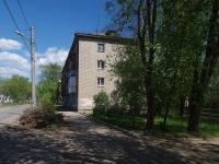 Samara, st Olimpiyskaya, house 13. Apartment house