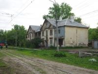 Samara, st Olimpiyskaya, house 14. Apartment house
