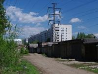 Samara, st Olimpiyskaya, house 16. Apartment house