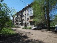 Samara, st Olimpiyskaya, house 17. Apartment house