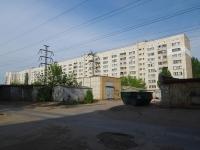 Samara, st Olimpiyskaya, house 18. Apartment house